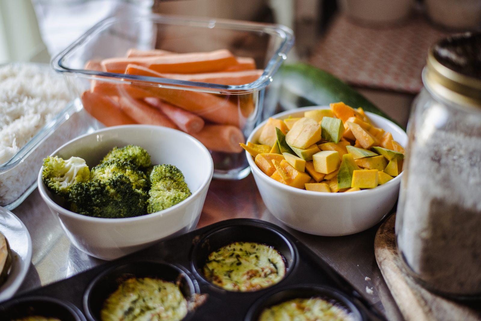 Meal prep: come organizzare i pasti della settimana Ricominciodaquattro