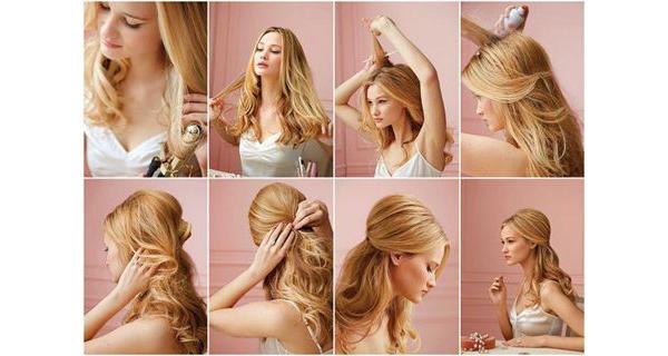 Tutorial acconciature capelli lunghi lisci fai da te