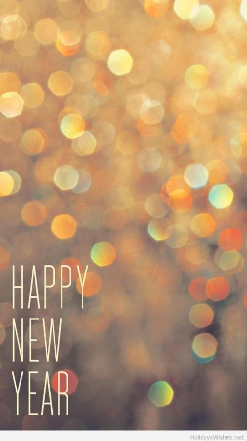 Benvenuto anno nuovo