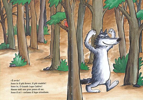 Terrore nel bosco - 5 6
