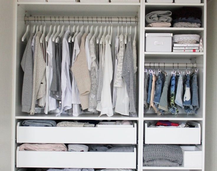 Organizzare Cabina Armadio : Come organizzare l armadio dei bambini ricomincio da quattro