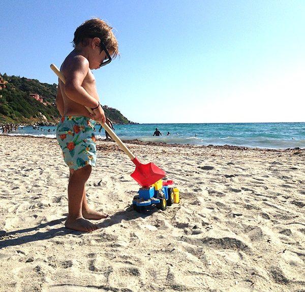 bambini al sole: regole da seguire