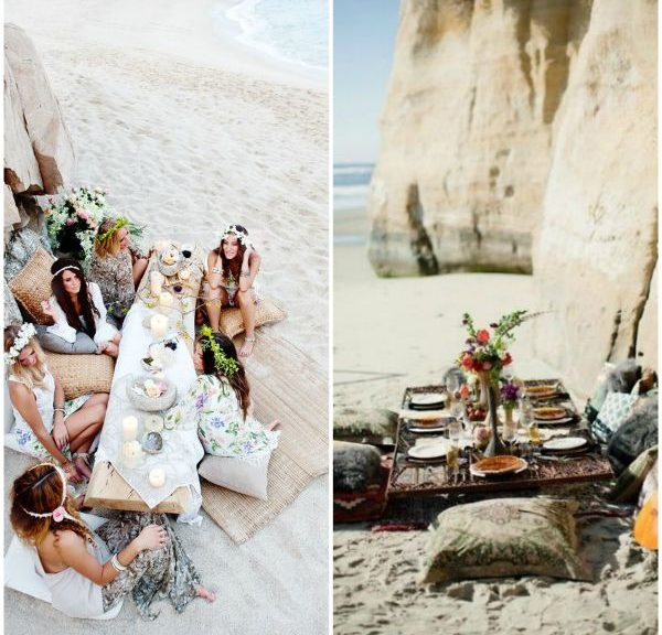 Come organizzare un beach party perfetto