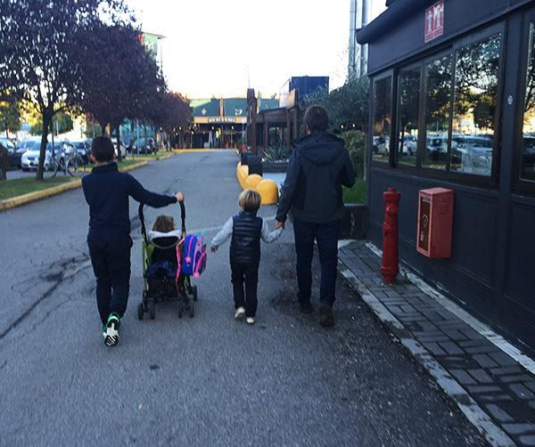 cinema con i bambini