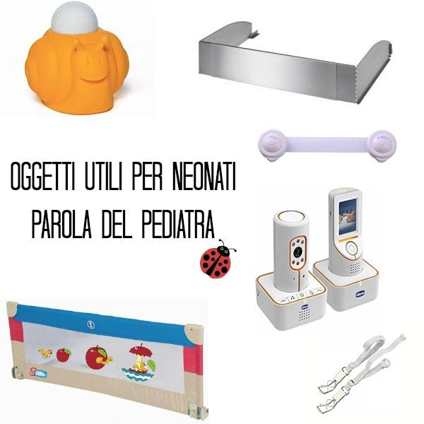 Oggetti utili per neonati ricomincio da quattro for Creare oggetti utili fai da te