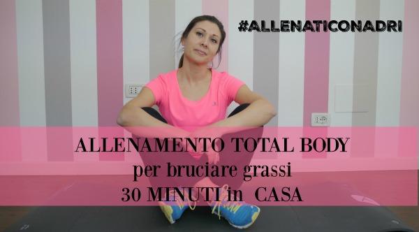 allenamento total body