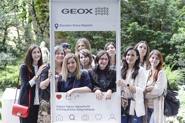 collezione geox autunno inverno 2016