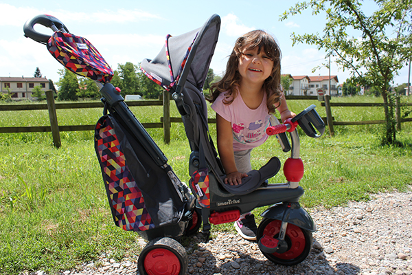 triciclo smarTrike explorer 5 in 1