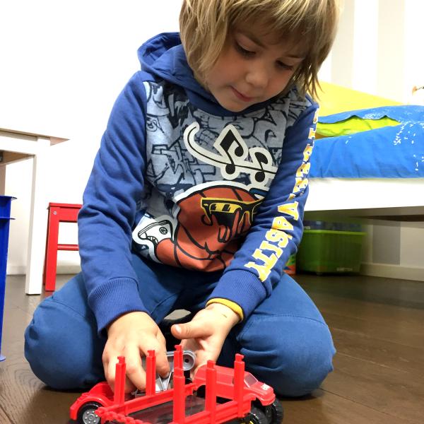 tre capi indispensabili per un bambino