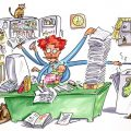 donna-mamma-multitasking-mammeaspillo