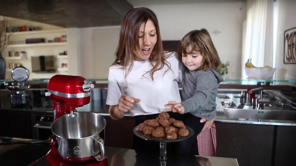 biscotti al cioccolato senza burro_ Ricominciodaquattro