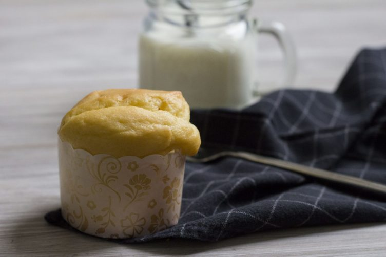 Muffins allo yogurt- Ricominciodaquattro