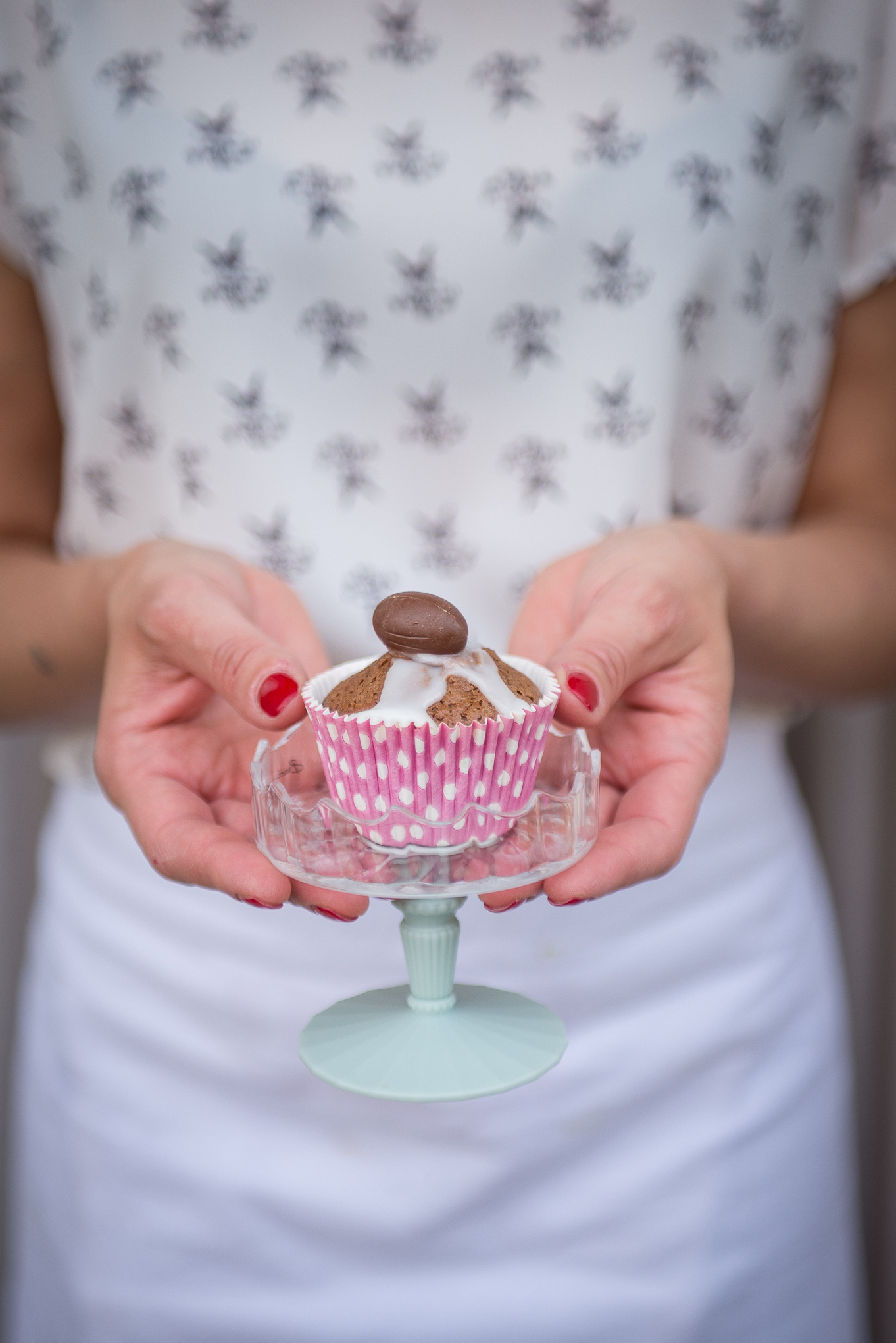cupcakes al cioccolato ricominciodaquattro