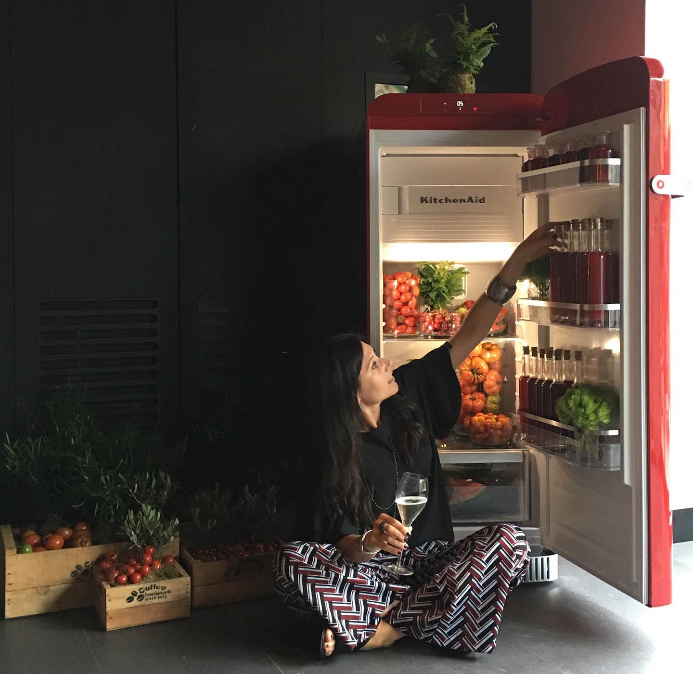 iconic fridge