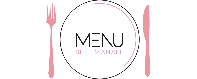 menu settimanale di ottobre Ricominciodaquattro
