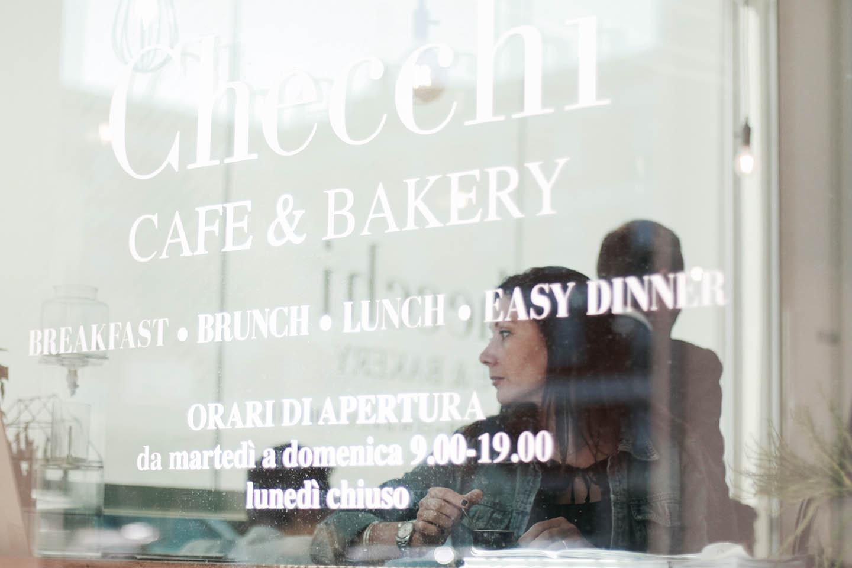 Checchi café & bakery Ricominciodaquattro