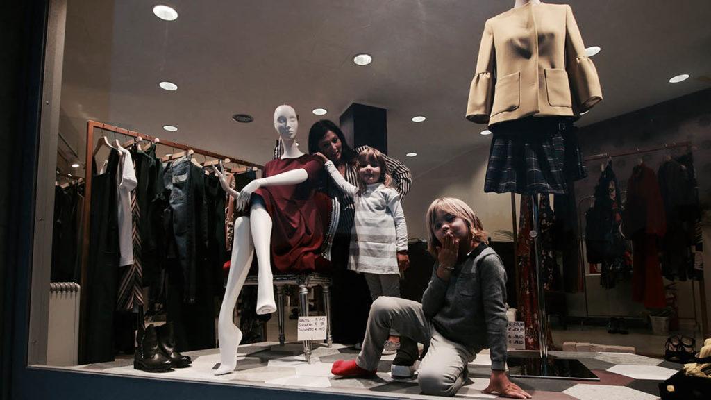 la moda vista con gli occhi dei mie figli Ricominciodaquattro