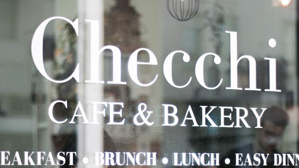 Checchi cafe & bakery Ricominciodaquattro