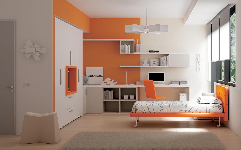 La camera di un adolescente come arredarla ricomincio for Arredare camera da letto ragazzo