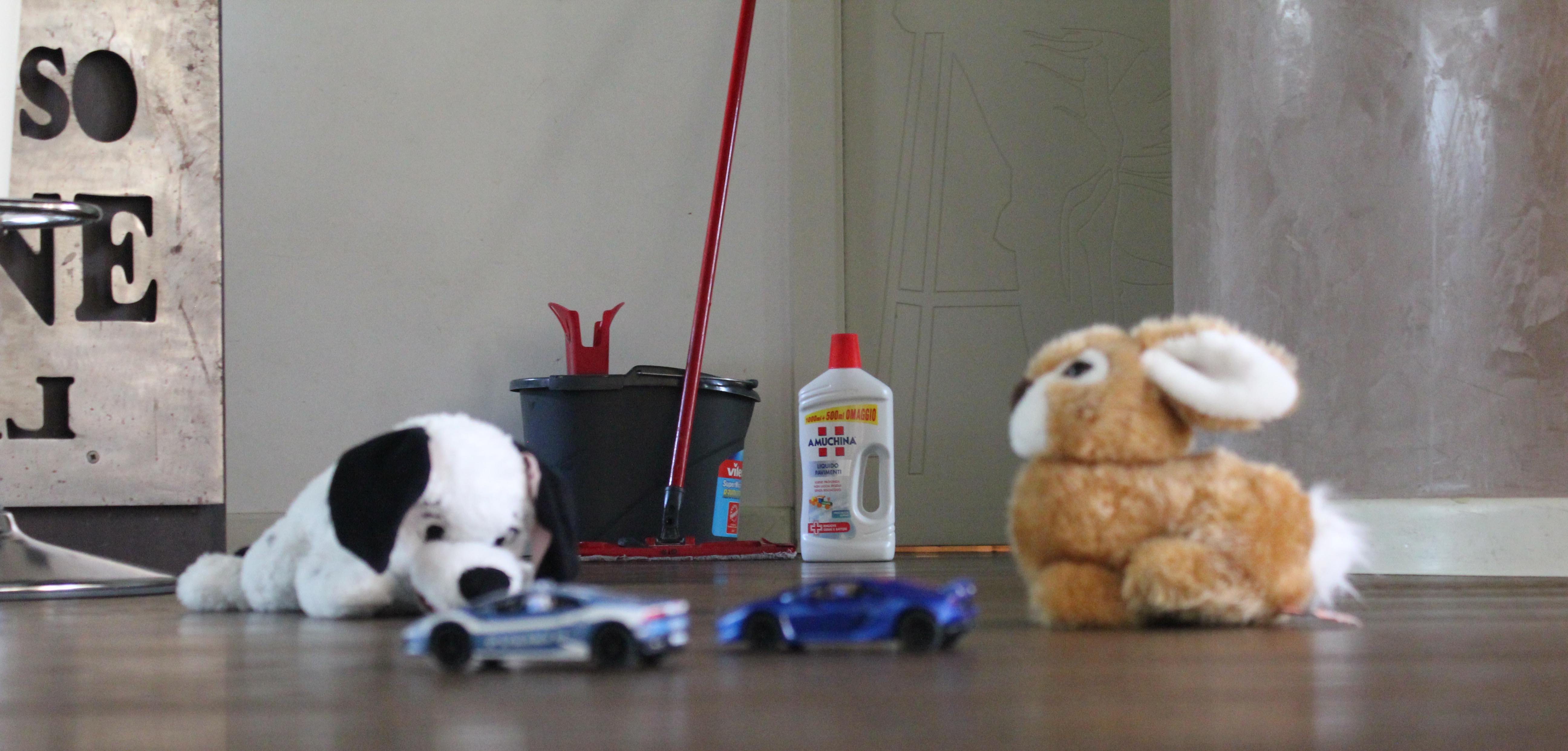Come Tenere Pulita La Casa come pulire la casa in poche mosse - ricomincio da quattro