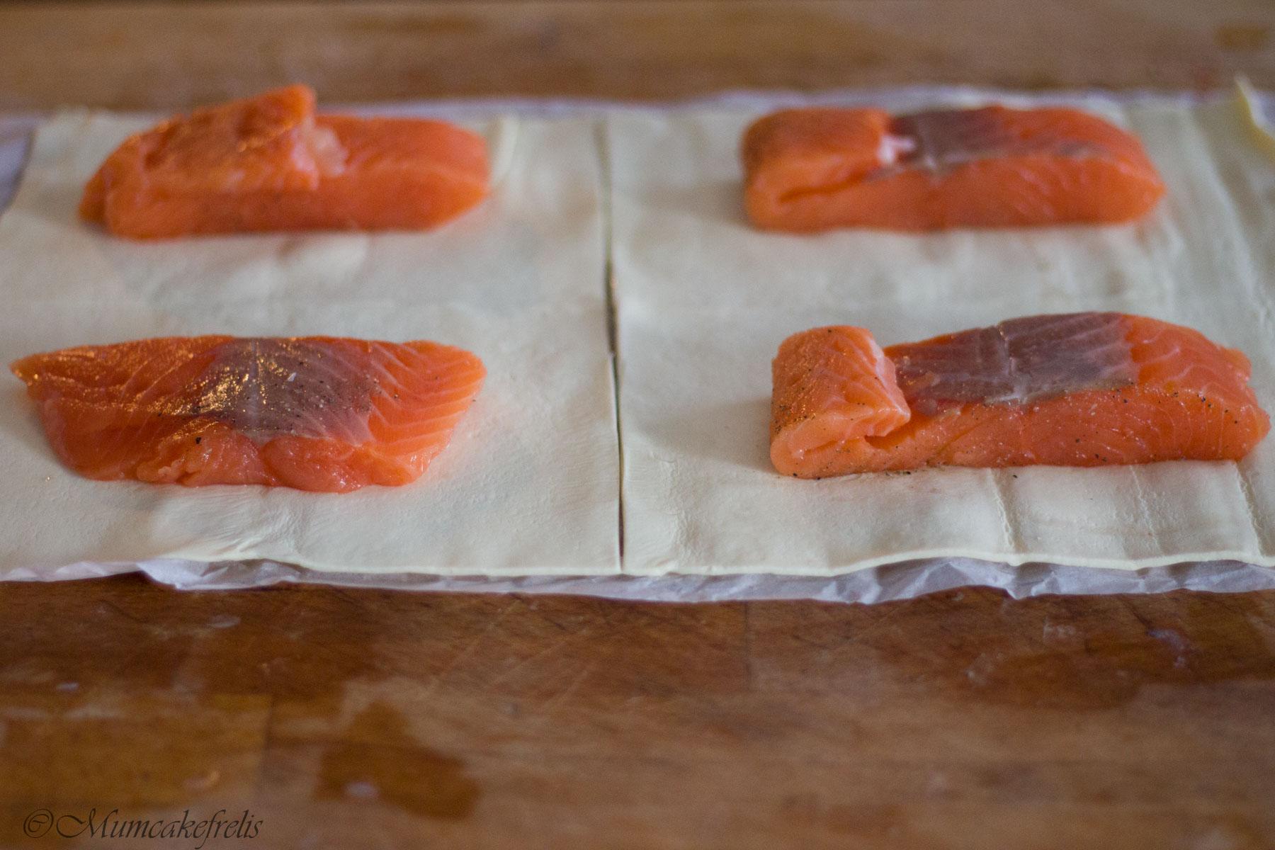 wellington di salmone Ricominciodaquattro