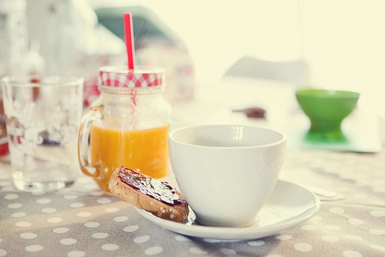 la colazione dei bambini Ricominciodaquattro