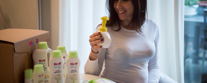 Hipp Baby Care biologico Ricominciodaquattro