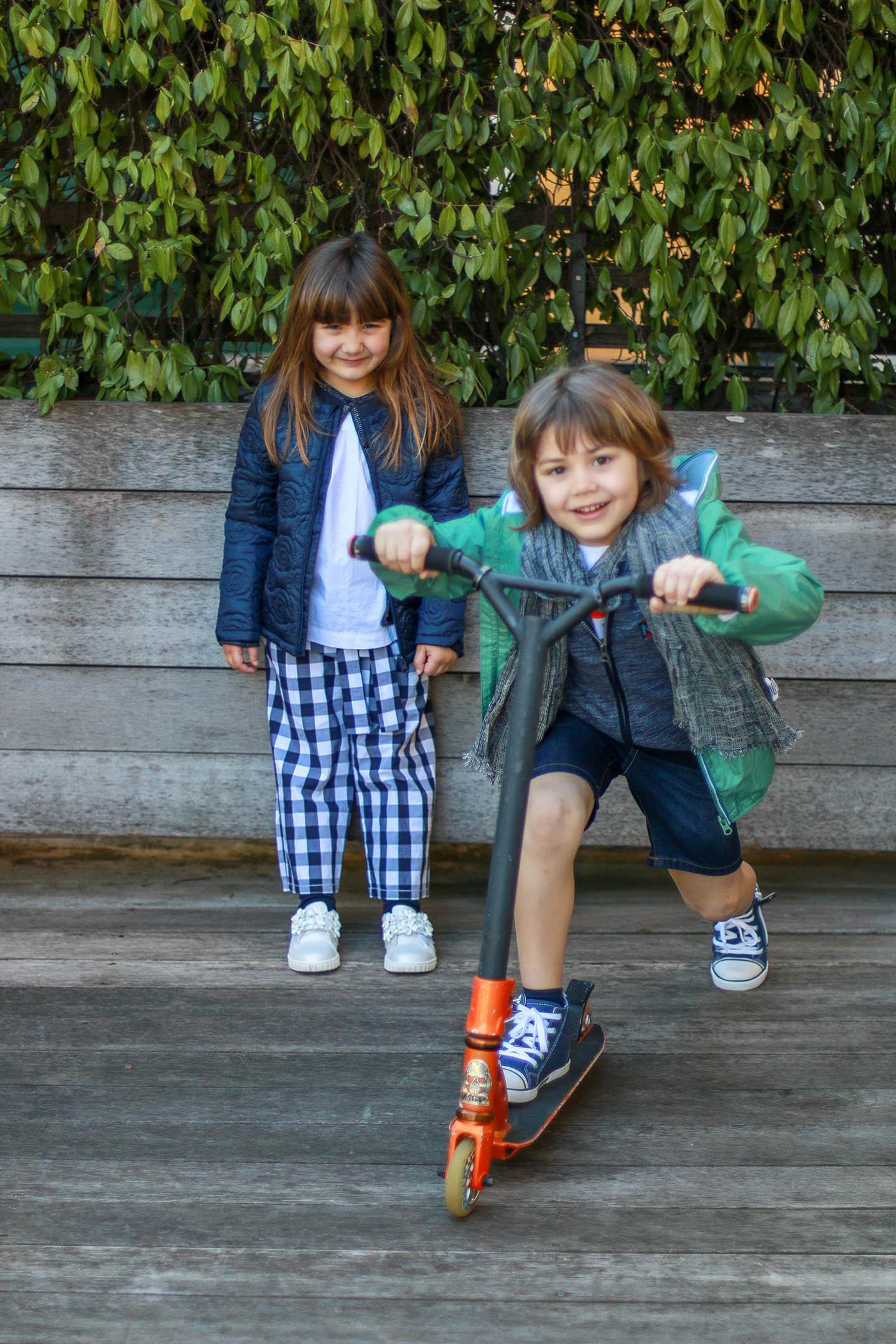 Liberi di fare i bambini | Chicco Ricominciodaquattro