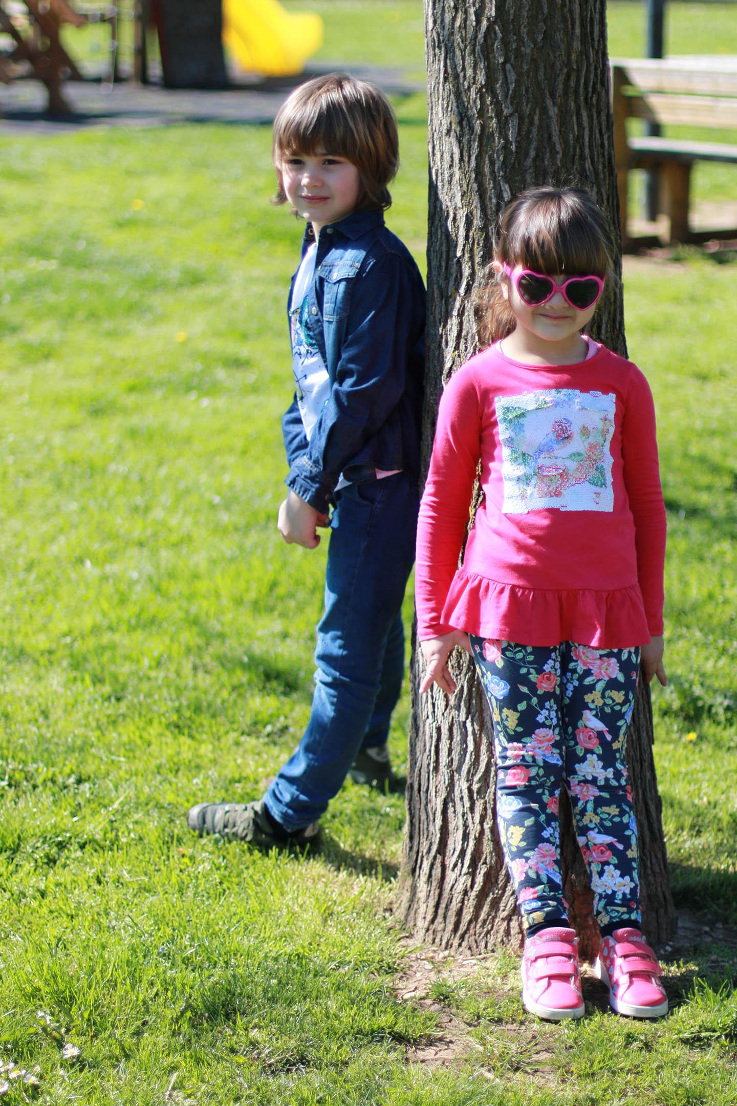 Un pomeriggio al parco giochi:cosa fare Ricominciodaquattro