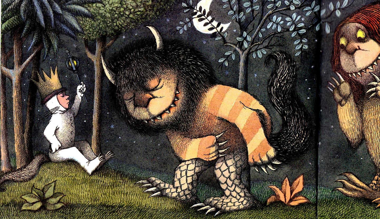 Nel paese dei mostri selvaggi. Età di lettura: dai 4 anni Ricominciodaquattro