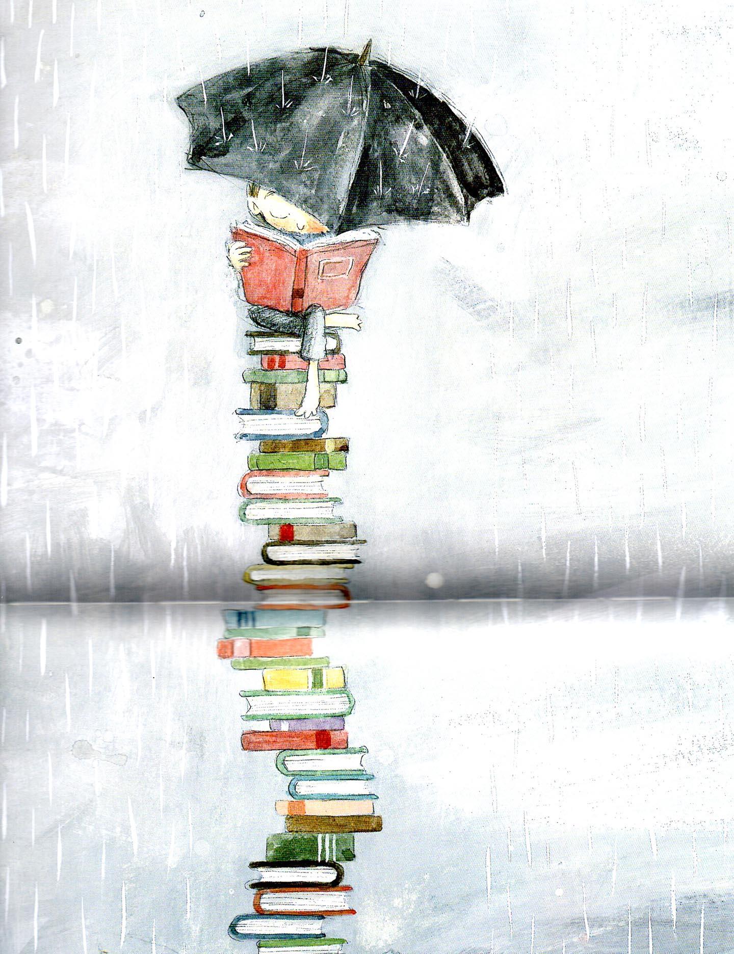 La montagna di libri più alta del mondo Ricominciodaquattro