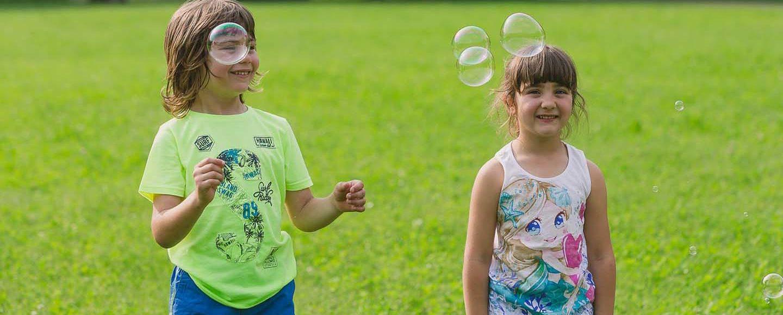 vittoria carlo bolle di sapone prénatal