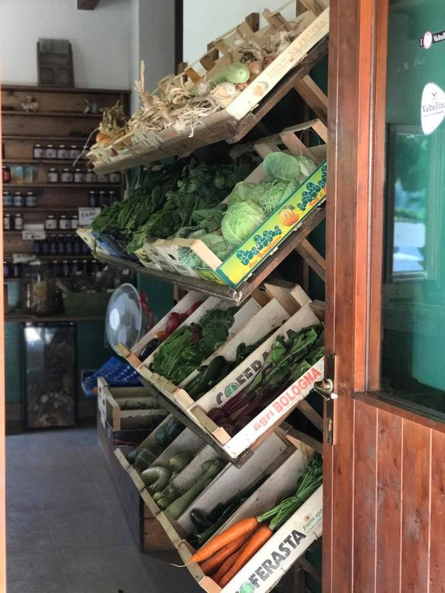 spesa sostenibile frutta e verdura