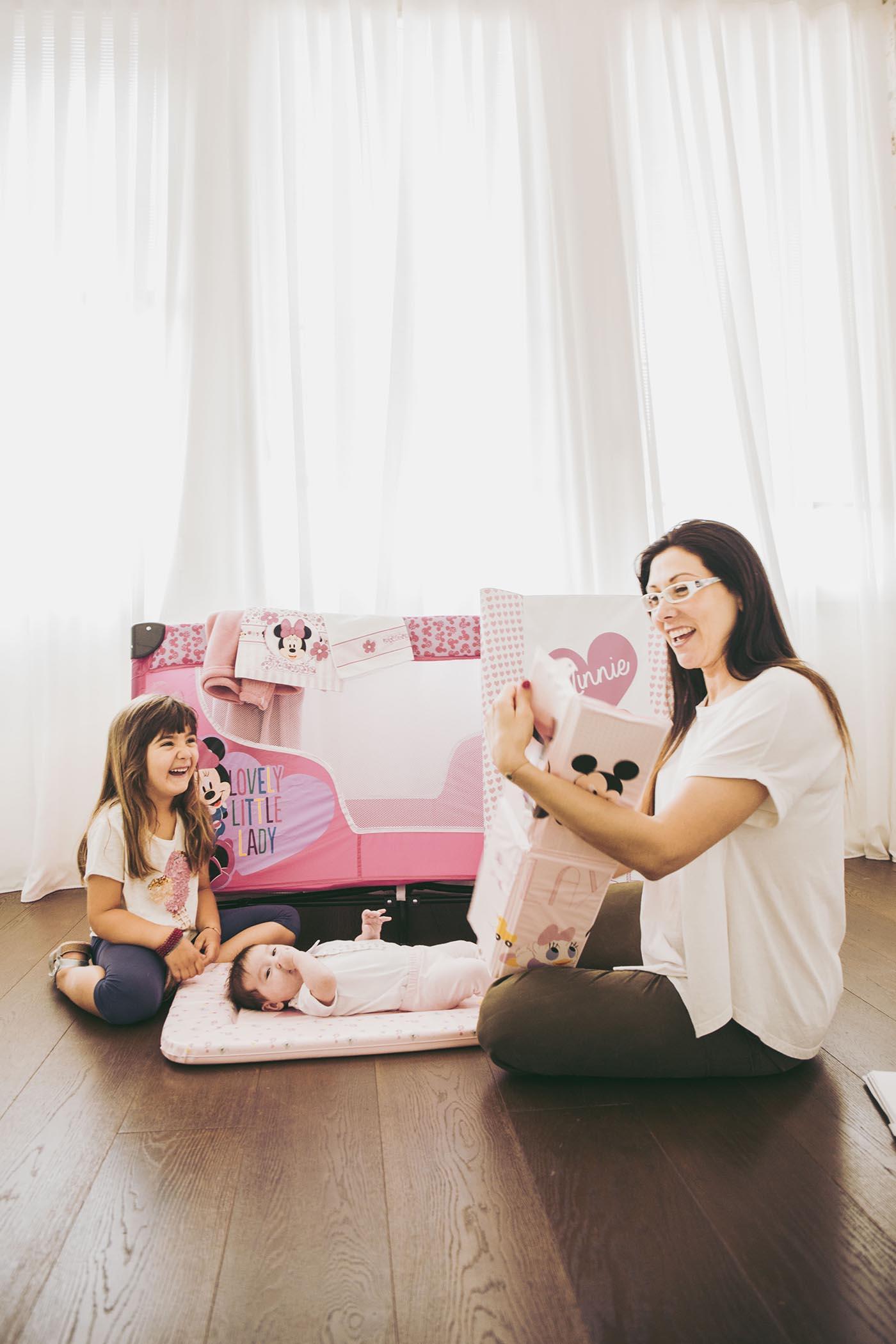 In viaggio con i bambini: gli indispensabili per il primo viaggio con un neonato