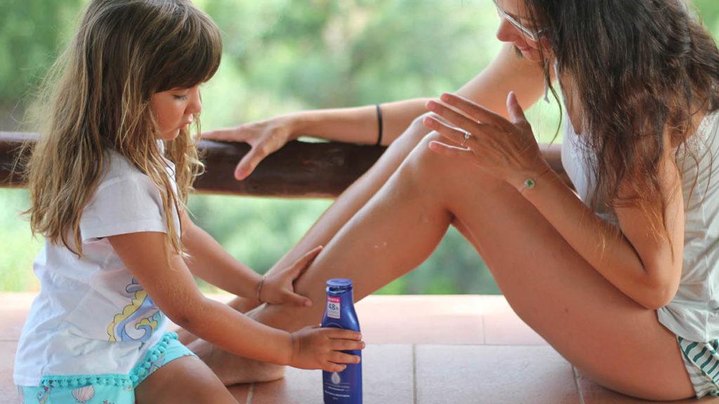 crema corpo nutriente nivea