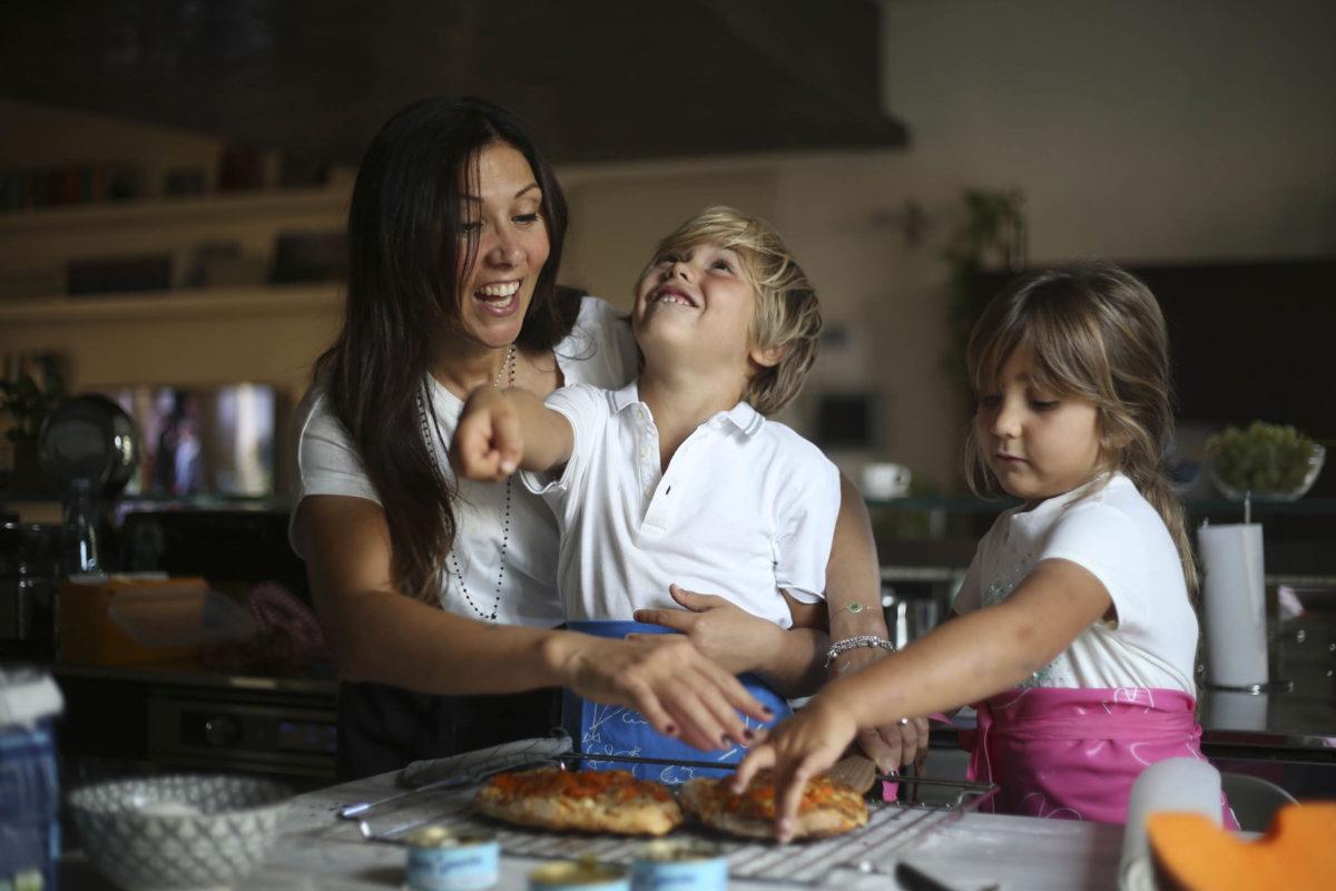 Cucinare con i bambini: ecco come facciamo noi!