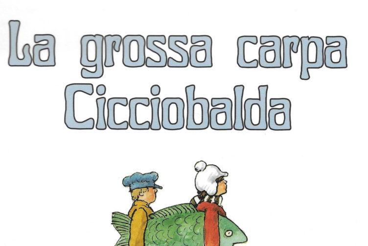 La grossa carpa Cicciobalda