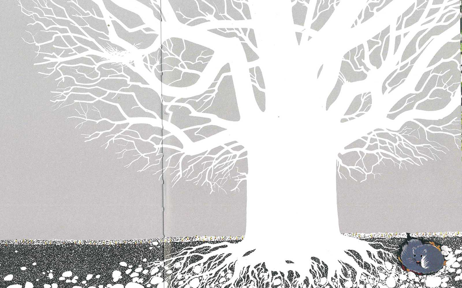 L'albero letture da 1 anno ricominciodaquattro
