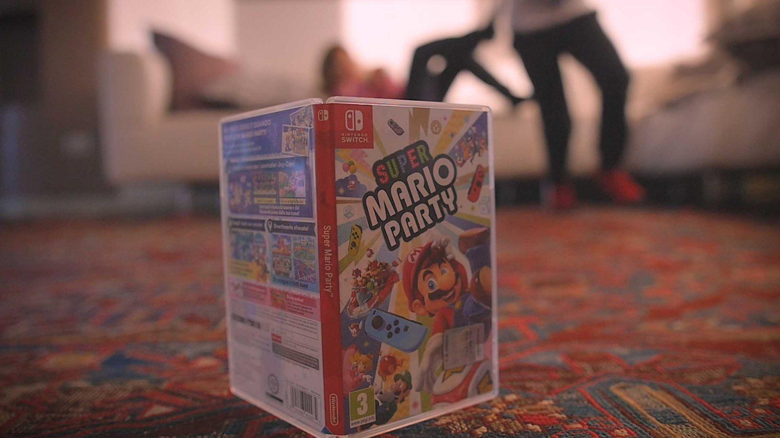 Super Mario Party Ricominciodaquattro
