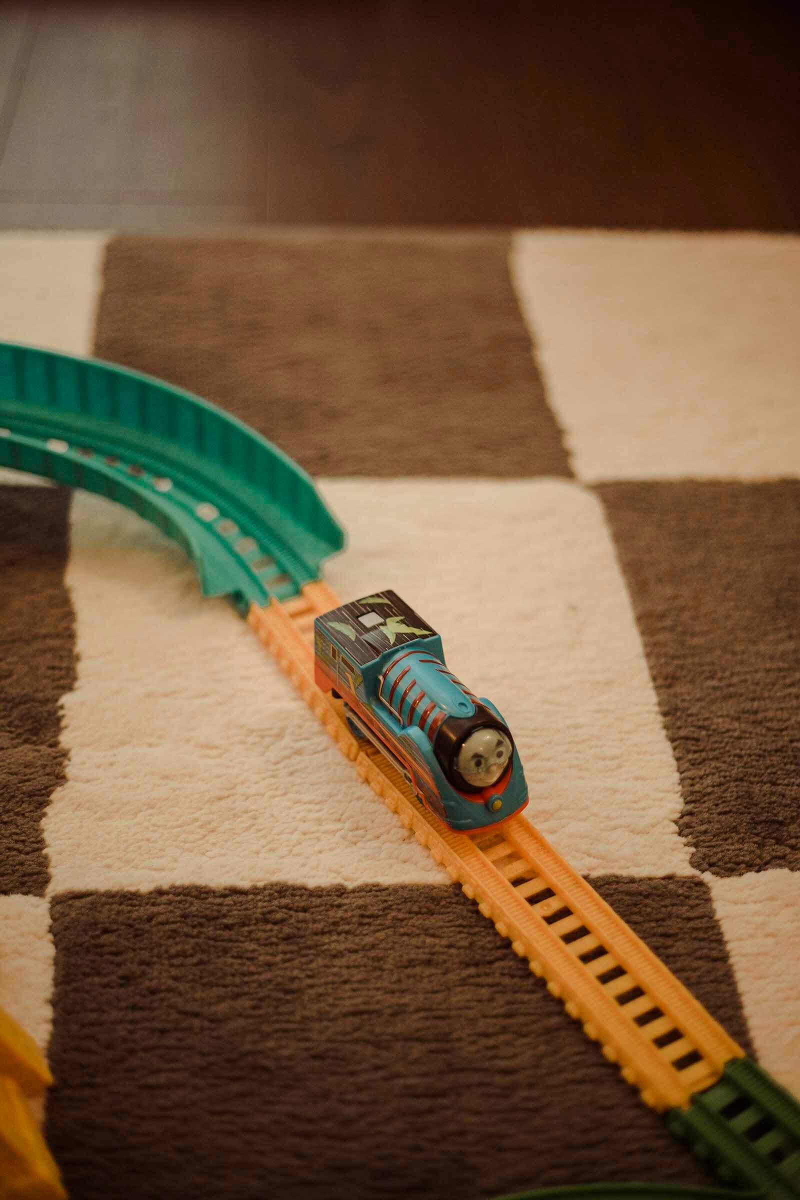 Pista Turbo Velocità di Il Trenino Thomas Ricominciodaquattro