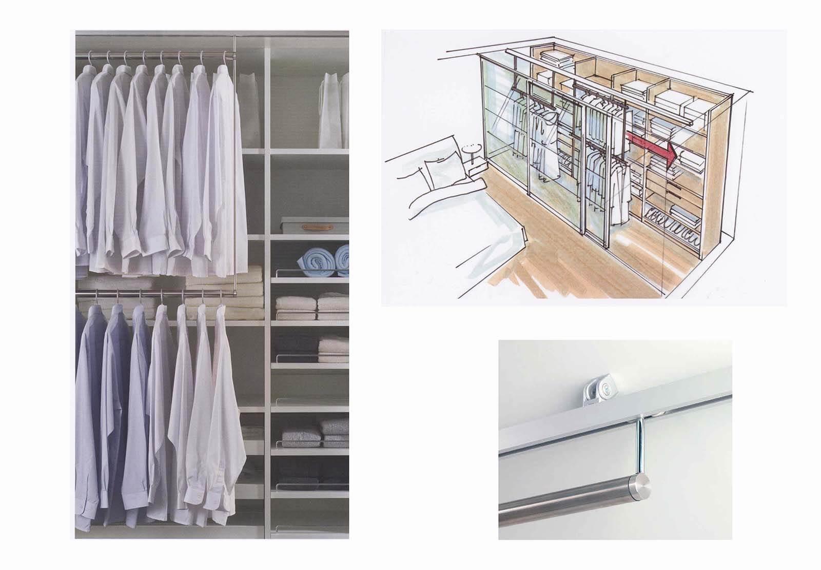 Come scegliere L'armadio e la cabina armadio