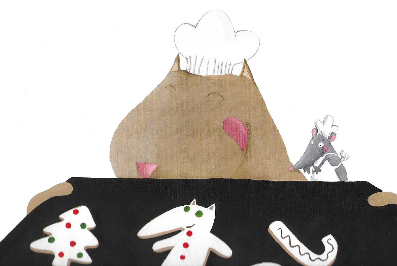 Il lupo che non amava il Natale Ricominciodaquattro