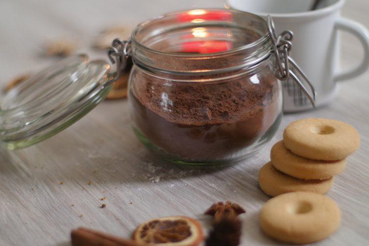 Preparato per Cioccolata Calda in Barattolo Ricominciodaquattro