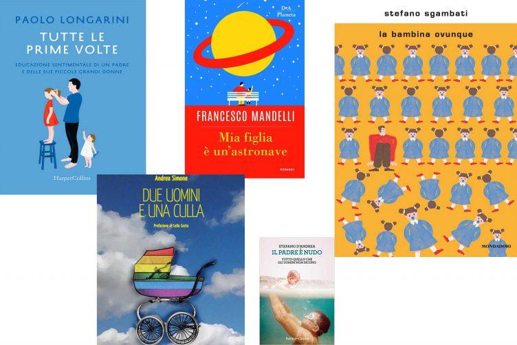 Gravidanza e figli: cosa pensano gli uomini? 5 libri sui papà
