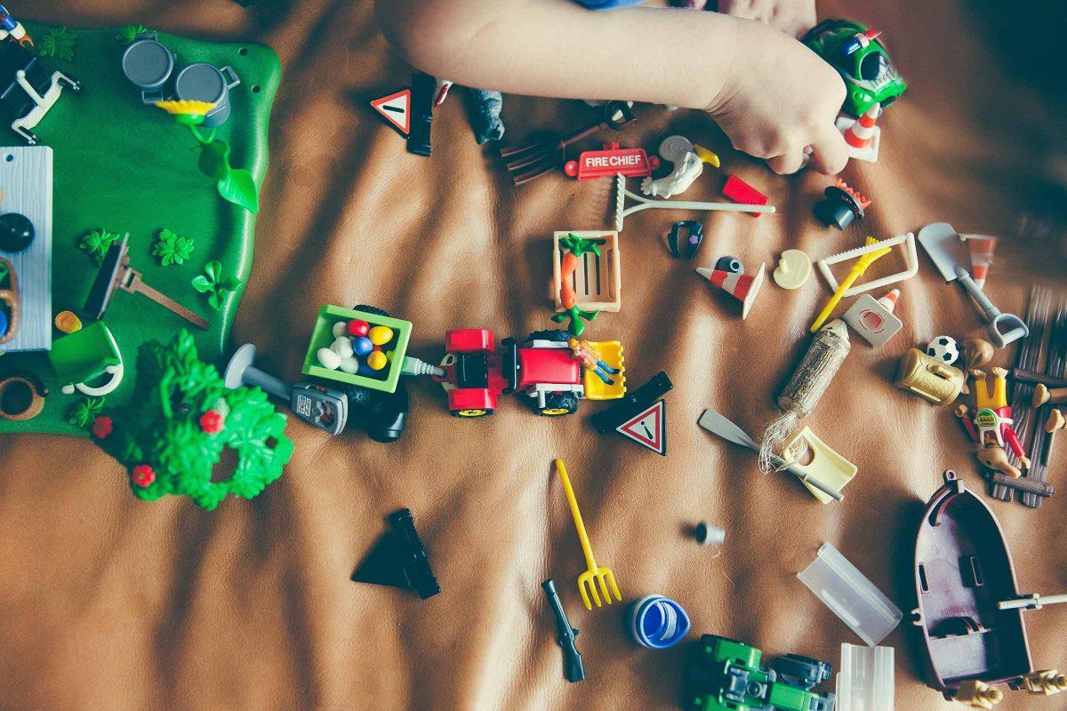 Come organizzare i giochi dei bambini