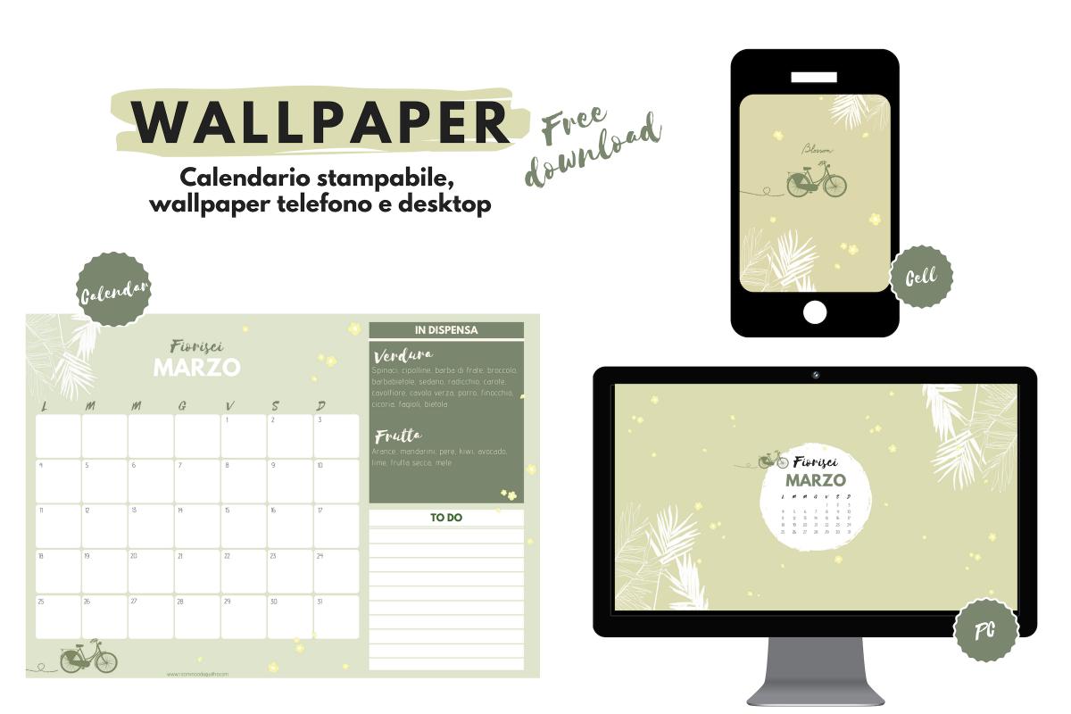 WALLPAPER marzo