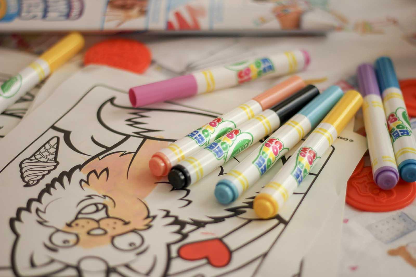 crayola wonder color