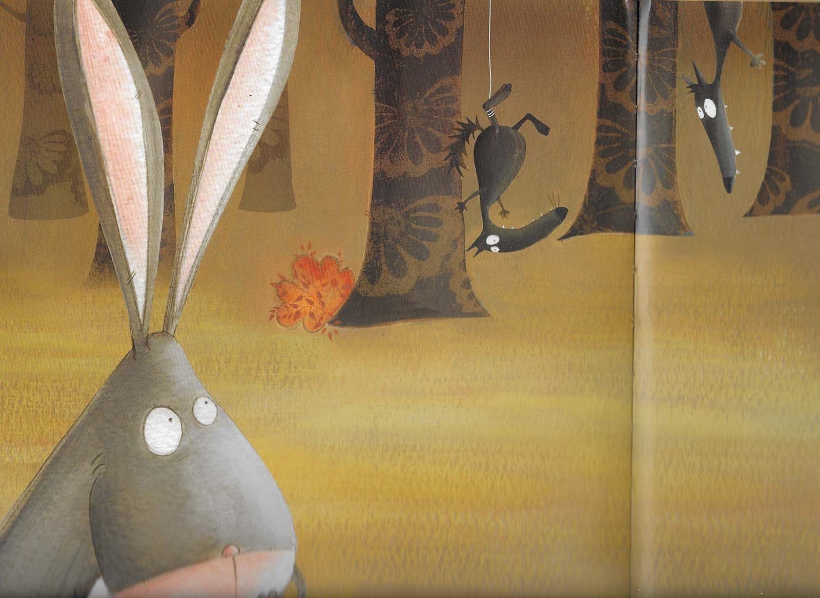 Il piccolo coniglio gentile. Età di lettura: dai 4 anni