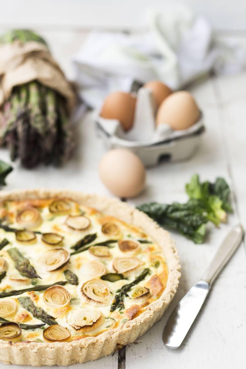 asparagi: tre ricette facili e veloci