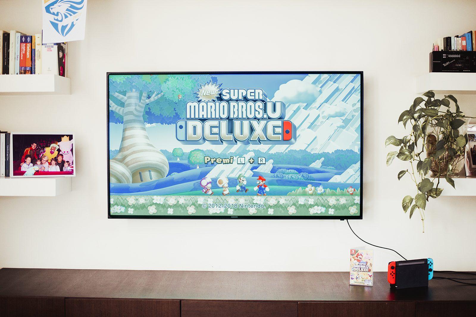 Nintendo Switch: la console per tutta la famiglia!